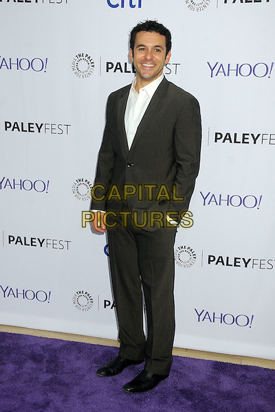 15 September 2015 - Beverly Hills, California - Fred Savage. 2015 PaleyFest Fall TV Preview - &quot;The Grinder&quot; held at The Paley Center. <br /> CAP/ADM/BP<br /> &copy;BP/ADM/Capital Pictures