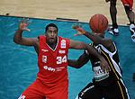 Basketball 1.Bundesliga  2009/2010, Walter Tigers Tuebingen - Paderborn Baskets