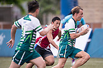 Linklaters vs CBRE during Swire Touch Tournament on 03 September 2016 in King's Park Sports Ground, Hong Kong, China. Photo by Marcio Machado / Power Sport Images