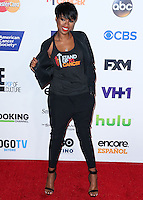 HOLLYWOOD, LOS ANGELES, CA, USA - SEPTEMBER 05: Actress Jennifer Hudson arrives at the 4th Biennial Stand Up To Cancer held at Dolby Theatre on September 5, 2014 in Hollywood, Los Angeles, California, United States. (Photo by Xavier Collin/Celebrity Monitor)