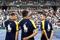US Open - 2007 - Ball Persons