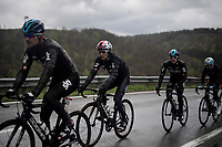 Michał Kwiatkowski (POL/SKY)<br /> <br /> 105th Liège-Bastogne-Liège 2019 (1.UWT)<br /> One day race from Liège to Liège (256km)<br /> <br /> ©kramon