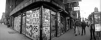 New York, NY - CIrca 1989 - Canal Street porn shop