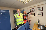 Edwards Coaches.Deputy Minister for Skills Jeff Cuthbert visit..10.04.13..©Steve Pope