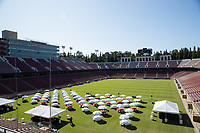 ,  - August 11, 2019: Stanford Football hosts its Season Ticket Member Kickoff Dinner at Stanford Stadium.