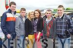 KJ Hahrahan, Glin, Martin Scanlon, Listowel, Aisling Finnucane, Tarbert, Fiona Kennelly, Moyvane, John Lynch, Listowel and John Finucane, Moyvane pictured at Listowel races on Sunday.