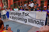 Governor Rauner Sign Illinois Safe Zone Bill Chicago 8-8-18