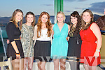 BIRTHDAY FUN: Breda Fleming, Milltown having a great time celebrating her 18th birthday with friends at the Kingdom Greyhound Stadium Night at the Dogs on Friday l-r: Grainne Wright, Clionadh Quill, Breda Fleming, Denise Doherty, Nicole Griffin and Grainne Devane...