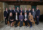 Riverview Medical Center Foundation Board Group Photo at Undici Rumson, NJ