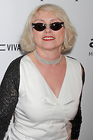 Debbie Harry in a LBD paired with a sequined black jacket attending amfAR's third annual Inspiration Gala at the New York Public Library in New York, 07.06.2012..Credit: Rolf Mueller/face to face /MediaPunch Inc. ***FOR USA ONLY*** NORTEPHOTO.COM