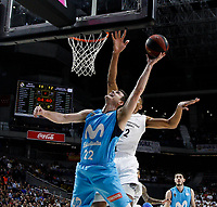 2019.04.09 ACB Real Madrid VS Estudiantes