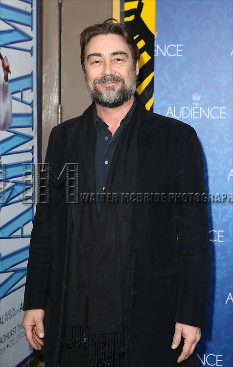 Peter Morgan attends the Broadway Opening Night Performance of 'The Audience' at The Gerald Schoendeld Theatre on March 8, 2015 in New York City.