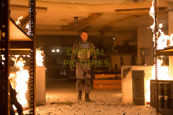 Jason Clarke<br /> in Terminator Genisys (2015) <br /> *Filmstill - Editorial Use Only*<br /> CAP/FB<br /> Image supplied by Capital Pictures