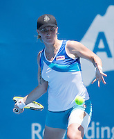 SVETLANA KUZNETSOVA..Tennis - Apia Sydney International -  Sydney 2013 -  Olympic Park - Sydney - NSW - Australia. Sunday 6th January  2013. .© AMN Images, 30, Cleveland Street, London, W1T 4JD.Tel - +44 20 7907 6387.mfrey@advantagemedianet.com.www.amnimages.photoshelter.com.www.advantagemedianet.com.www.tennishead.net