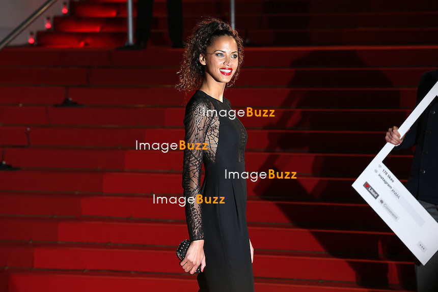 Noémie Lenoir attends the 15th NRJ Music Awards at Palais des Festivals on December 14, 2013