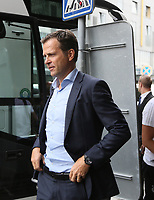 Teammanager der Nationalmannschaft Oliver Bierhoff (Deutschland Germany) - *cs*31.08.2017: Teamankunft Deutschland in Prag, Marriott Hotel