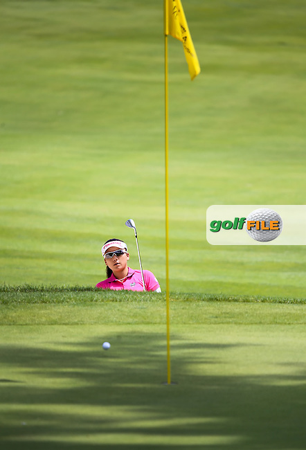 17 August 14  during Sunday's Final Round of The Wegman's LPGA Championship at The Monroe Golf Club in Pittsford, New York. (photo credit : kenneth e. dennis/kendennisphoto.com)