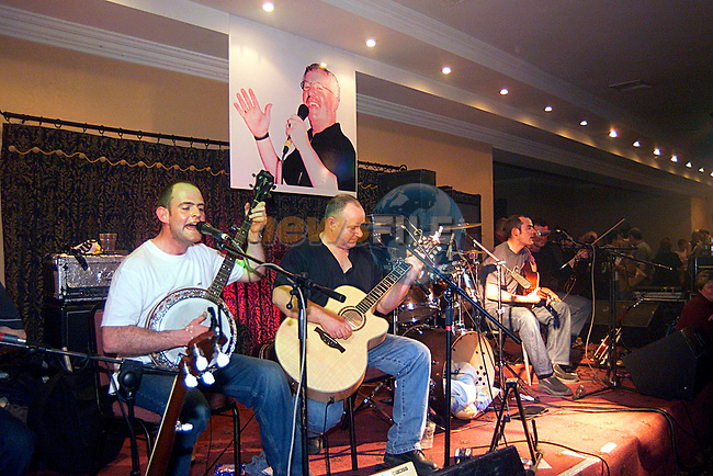 Hara Fish Playing at Gerry Hughes Concert in The Bridgeford...Pic Tony Campbell/Newsfile