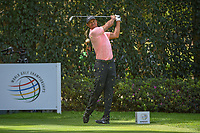Tiger Woods (USA) watches his tee shot on 12 during round 2 of the World Golf Championships, Mexico, Club De Golf Chapultepec, Mexico City, Mexico. 2/22/2019.<br /> Picture: Golffile | Ken Murray<br /> <br /> <br /> All photo usage must carry mandatory copyright credit (© Golffile | Ken Murray)