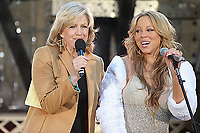 CelebrityArchaeology.com<br /> A View of Celebrities Through the Years<br /> New York City<br /> 2005 FILE PHOTO<br /> New York, NY<br /> MARIAH CAREY<br /> DIANE SAWYER<br /> Photo By Adam Scull/PHOTOlink.net<br /> -----<br /> CelebrityArchaeology.com, a division of PHOTOlink,<br /> preserving the art and cultural heritage of celebrity<br /> photography from decades past for the historical<br /> benefit of future generations, for these images are<br /> significant, both historically and aesthetically.<br /> ——<br /> Follow us:<br /> www.linkedin.com/in/adamscull<br /> Instagram: CelebrityArchaeology<br /> Blog: CelebrityArchaeology.info<br /> Twitter: celebarcheology