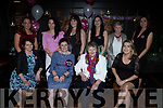 Ellen O'Sullivan, Kenmare celebrated her hen party with her family and friends in the Plaza Hotel on Saturday night