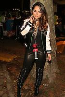 NEW YORK, NY - SEPTEMBER 24, 2016 Becky G backstage at the Global Citizen Festival, September 24, 2016 in New York City. Photo Credit: Walik Goshorn / Mediapunch