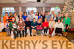 Christmas Party of the Kidney Association in the Hights Hotel, Killarney last Sunday.