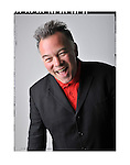 Stewart Lee. Poster shoot out-take
