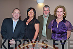 3928-3931.Roulette - Enjoying the night out at the Grand Opening of the new Casino in The Ballybunion Golf Hotel on Friday night were l/r Micha?el Carr, The Golf Hotel, Mary Whelan, Connelly Park, Tim O'Connor, Listowel and Catherine Hynes, Tralee.................................................................... ............   Copyright Kerry's Eye 2008