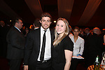 Wales Sport Awards 2013<br /> Leigh Halfpenny & Rebecca Dalling<br /> 09.11.13<br /> ©Steve Pope-SPORTINGWALES