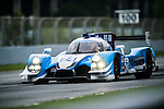 Algarve Pro Racing, #24 Ligier JSP2 Judd, driven by Tack Sung Kim, Andrea Roda, Matthew Mcmurry in action during the Free Practice 2 of the 2016-2017 Asian Le Mans Series Round 1 at Zhuhai Circuit on 29 October 2016, Zhuhai, China.  Photo by Marcio Machado / Power Sport Images