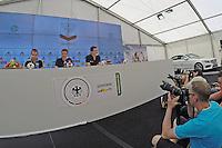22.05.2014: Pressekonferenz der Deutschen Nationalmannschaft