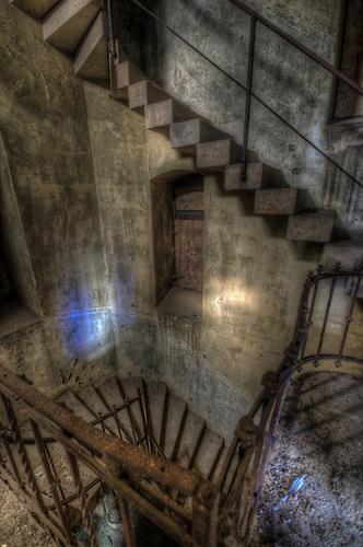 Forgotten church in Germany