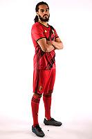 Jason Denayer defender of Belgium  <br /> Tubize 12/11/2019 <br /> Calcio presentazione della nuova maglia della Nazionale del Belgio <br /> Photo De Voecht  Kalut/Photonews/Panoramic/insidefoto<br /> ITALY ONLY