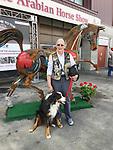 Patty Shile Aarons K'60 Bernese mountain dog Magnum