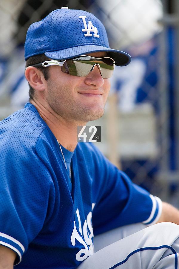 BASEBALL - MLB - DODGERTOWN - ROGER DEAN STADIUM (USA) - 02/08/2008 - PHOTO: CHRISTOPHE ELISE.JORIS BERT (LOS ANGELES DODGERS)