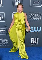 SANTA MONICA, USA. January 12, 2020: Kristen Bell at the 25th Annual Critics' Choice Awards at the Barker Hangar, Santa Monica.<br /> Picture: Paul Smith/Featureflash