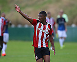 Sam Graham of Sheffield Utd during the U23 Professional Development League Two match at the Local Look Stadium, Sheffield. Picture date: September 26th, 2016. Pic Simon Bellis/Sportimage