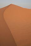 Sand dunes, Merzouga, Sahara desert, Morocco, north Africa