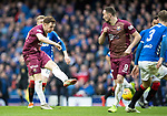 Rangers v St Johnstone&hellip;16.02.19&hellip;   Ibrox    SPFL<br />LIam Craig srags his shot wide<br />Picture by Graeme Hart. <br />Copyright Perthshire Picture Agency<br />Tel: 01738 623350  Mobile: 07990 594431