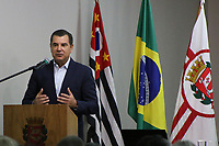 """SÃO PAULO, SP, 20.02.2019: POLÍTICA-SP: Juan Quiróz, Presidente da SP Negócios, participa da cerimônia de abertura do """"SP International Business Day"""", nesta quarta-feira, 20. ( Foto: Charles Sholl/Brazil Photo Press/Folhapress)"""