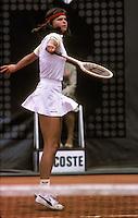 Hana Mandlikova<br /> Roland Garros - Paris 1981Hana Mandlikova<br /> Copyright Michael Cole