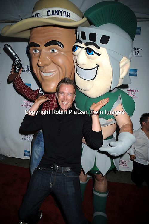 Mascots and Ron Carlson