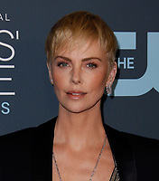 SANTA MONICA, CA - JANUARY 13: Charlize Theron attends the 24th annual Critics' Choice Awards at Barker Hangar on January 12, 2020 in Santa Monica, California. <br /> CAP/MPI/IS/CSH<br /> ©CSHIS/MPI/Capital Pictures