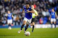 1st February 2020; St Andrews, Birmingham, Midlands, England; English Championship Football, Birmingham City versus Nottingham Forest; Jacques Maghoma of Birmingham City goes on another strong run late in the game