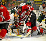 2008-01-19 NCAA: Northeastern at UVM Men's Hockey