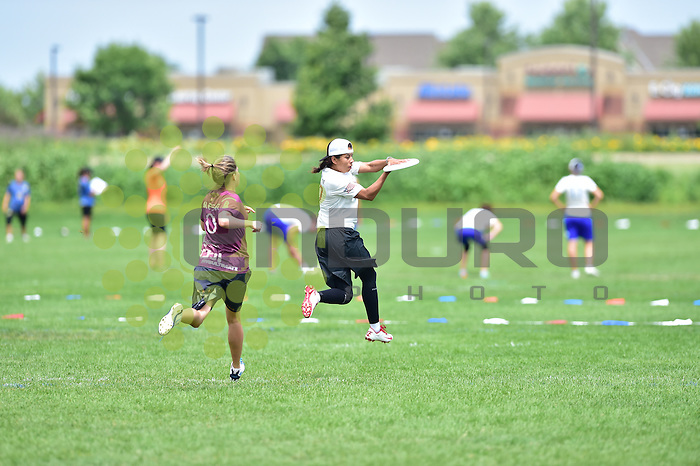USA Ultimate 2014 US Open - Iceni vs Riot