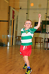 Senan McGinty<br /> Hand Ball <br /> Picture Fran Caffrey www.newsfile.ie