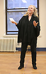 Susan Stroman during the Press Rehearsal for the Manhattan Concert Production of 'Crazy For You'  at Pearl Studios on February 16, 2017 in New York City.