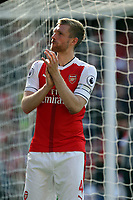Per Mertesacker of Arsenal after Arsenal vs Everton, Premier League Football at the Emirates Stadium on 21st May 2017